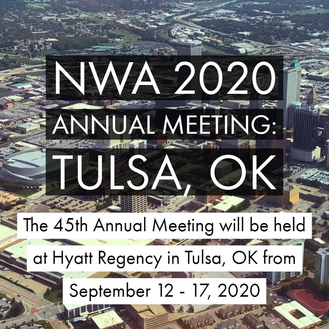 NWA August 2019 Newsletter